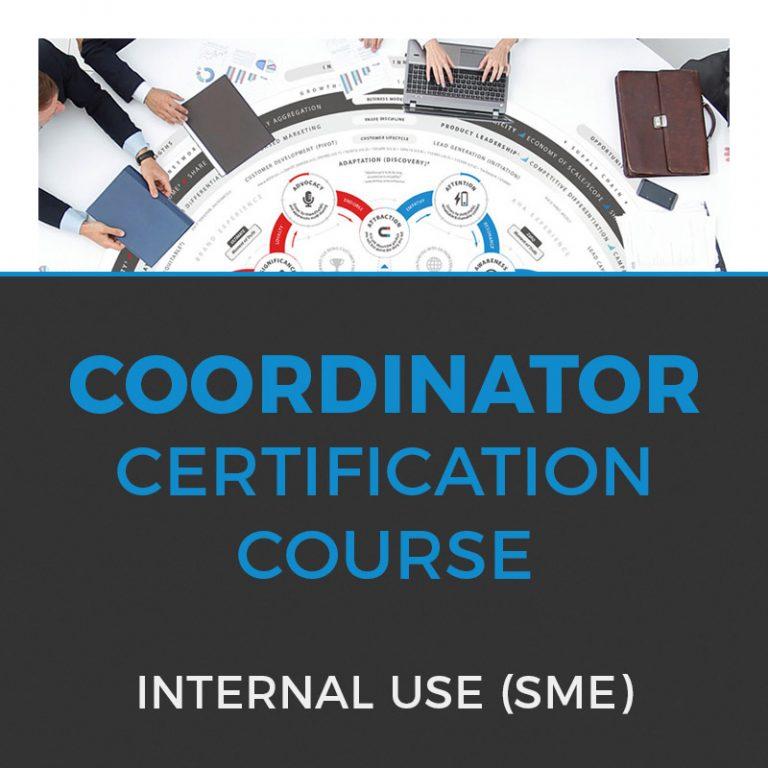 Coordinator Course